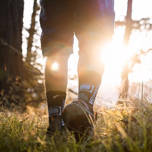 Tapedesign Hiking Socks Black