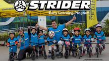 STRIDER FUNDAY Lessons & Mini Race 訓練班 & 迷你比賽