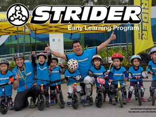 STRIDER FUNDAY Lessons & Mini Race 訓練班 & 迷你比賽