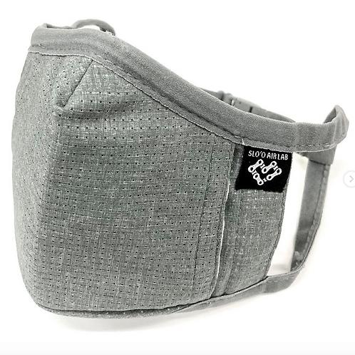 Slo'o N100 Mask Grey