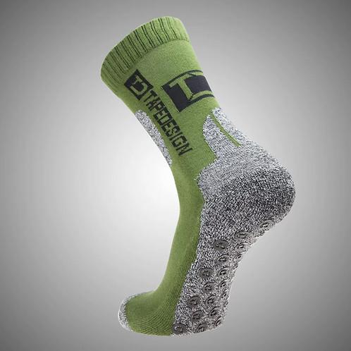 Tapedesign Hiking Socks Olive