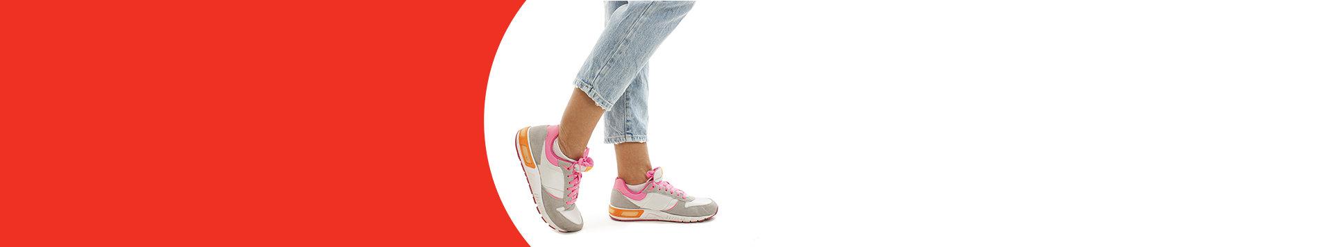Comfort and sport shoes for women נעלי נוחות וספורט נשים