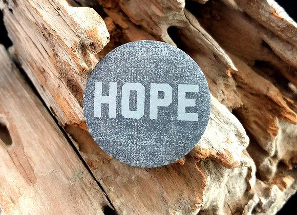 hope, small pin