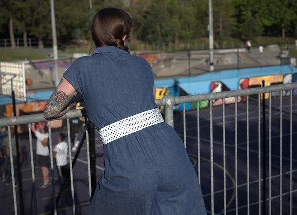 reflective waist belt