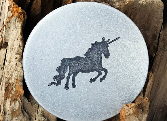 unicorn, large pin