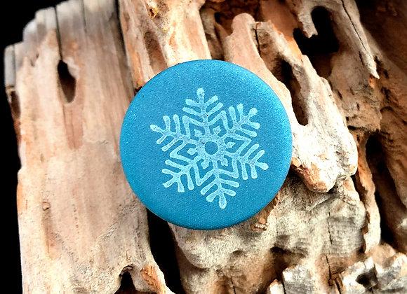 snowflake, jewel tone