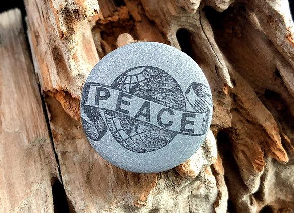 peace, small pin