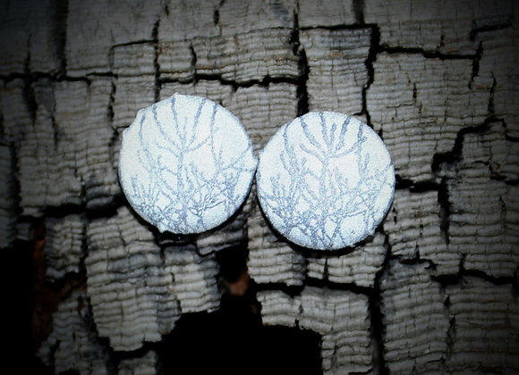 tumbleweed stud earrings
