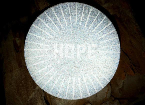 hope, large pin