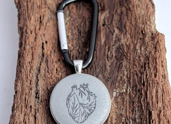 heart, keychain