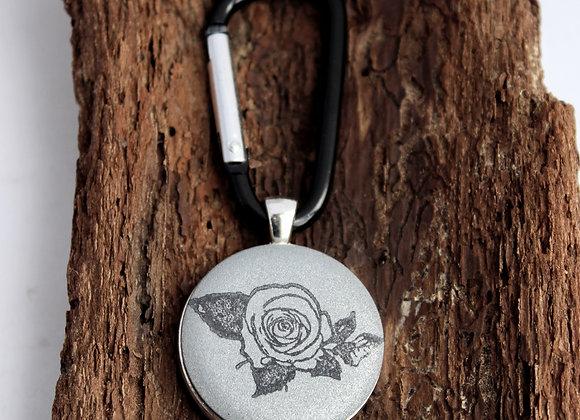rose, keychain