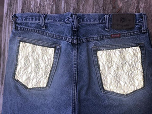 ask about custom pockets!