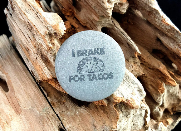 tacos, small pin
