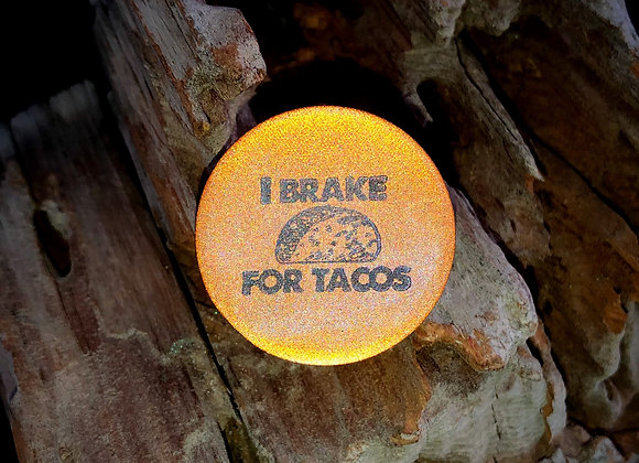 break for tacos, jewel tone