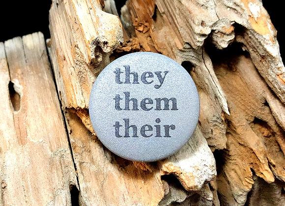 they them their, greyscale