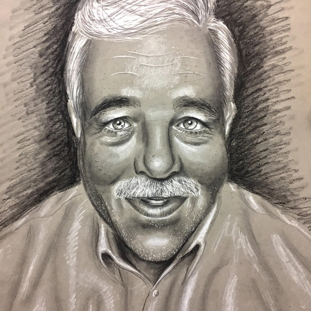 Dad, chalk pastel pencil, 18_x24_