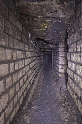Picture of Underground Crypt Tunnels in Paris