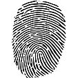Image Of The MeiroKodo Avatar Which Is A Thumbprint