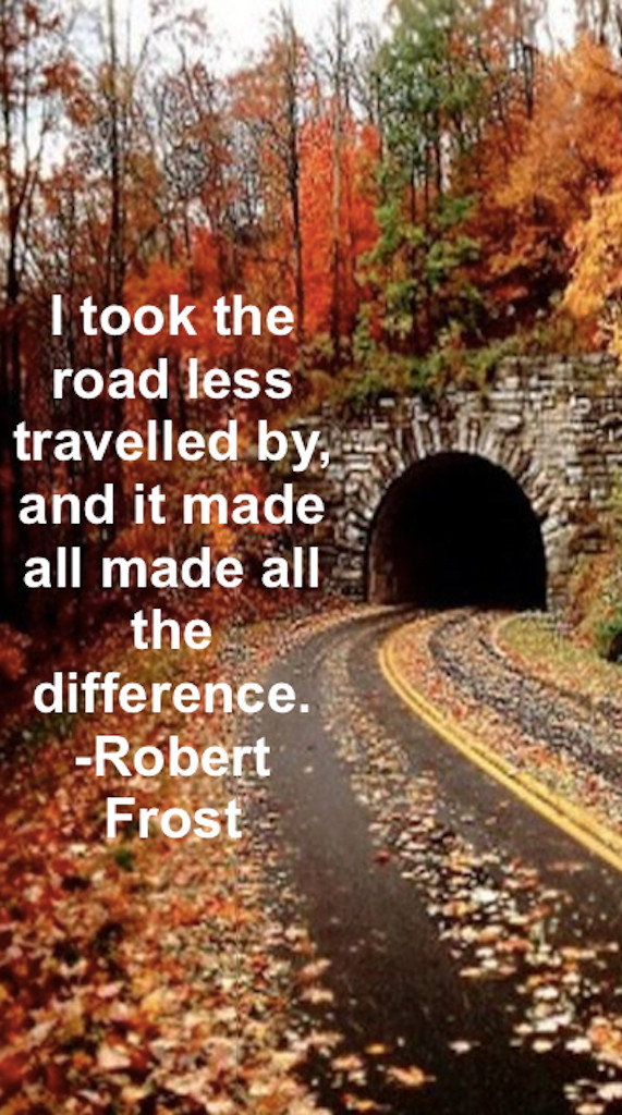 Image Of Quote By Robert Frost