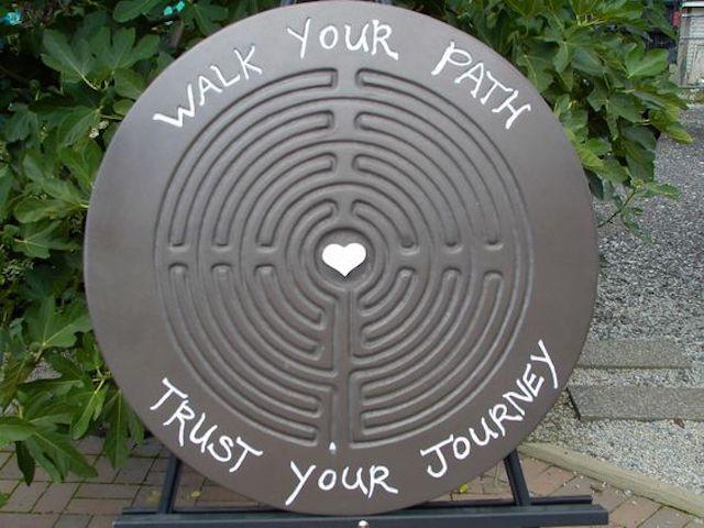 Image Of A Labyrinth