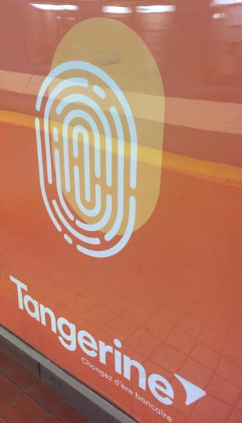Image of Tangerine Banking Using Logo Of A Maze