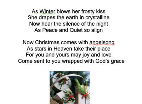 A MeiroKodo Christmas Message