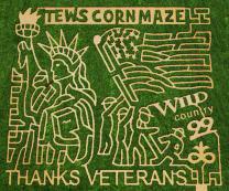 Image Of TEWS Corn Maze 2016