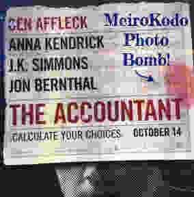 Image Of Movie Poster With The MeiroKodo Fingerprint Avatar