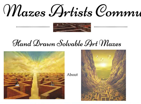 The Maze Artists' Community