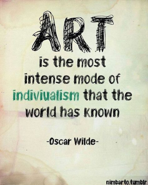 Image Of Quote About Art