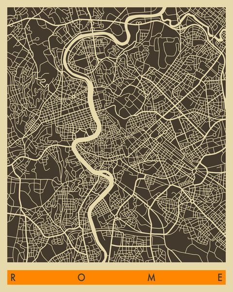Image of ROME Road Map