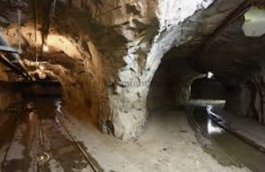 Image Of Mining Tunnels
