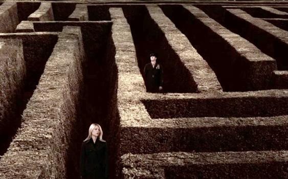 Image Of Homeland Characters In A Maze