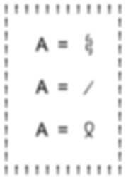 Image Showing The Letter A Solved For A Specific Symbol