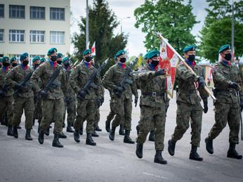 Święto 18. Białostockiego Pułku Rozpoznawczego