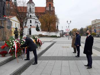 102. rocznica odzyskania przez Polskę Niepodległości.