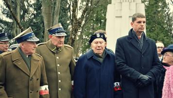Dariusz Piontkowski - Dzień Pamięci Żołn