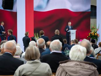Uroczyste otwarcie Muzeum Pamięci Sybiru