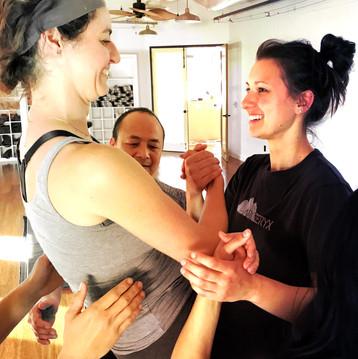 Acro Yoga Teacher Training with Brian Yuen
