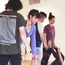 Acro Yoga Teacher Training with Brian Yuen.