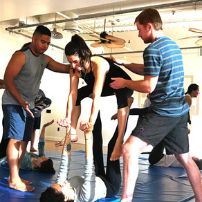 Acro Yoga Immersion with Brian Yuen