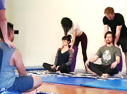 Thai Yoga Training with Brian Yuen