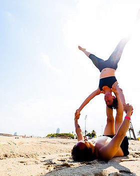 acro yoga acroyoga private