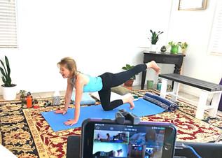 Lorrie on-line teaching