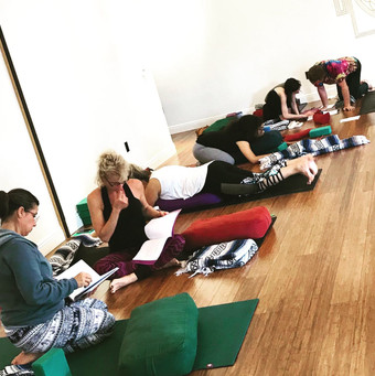 Restorative Yoga Foundations TT
