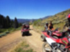 Fun summer ATV outing.