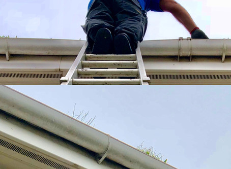 The Importance of Gutter Maintainance