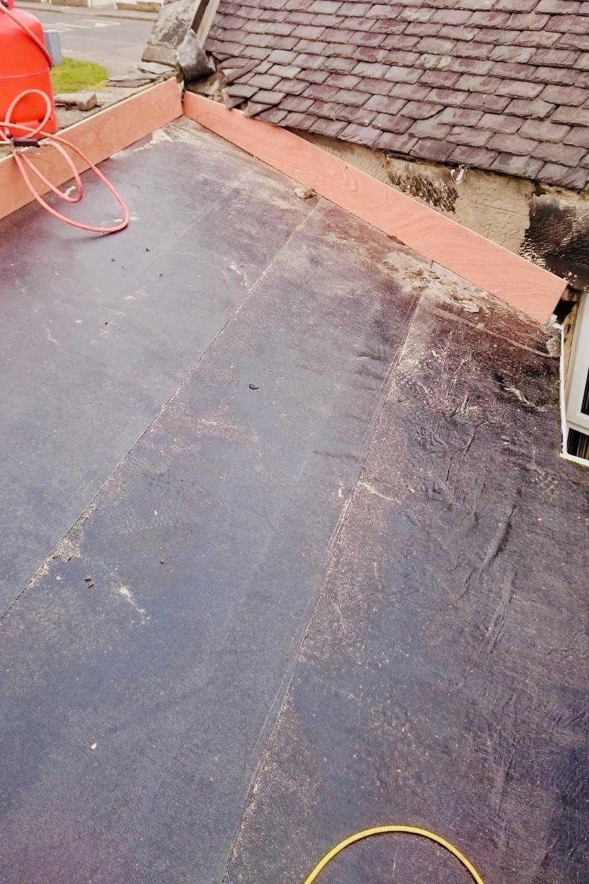 Flat Roof | Felt Roofing | Kirkcaldy