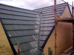 On Site Work | New Roof | Tiled Roof