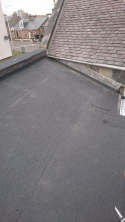 Flat Roof | Felt Roofing | Fife